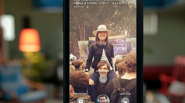 Facebook představil launcher a HTC uvedlo mobil First