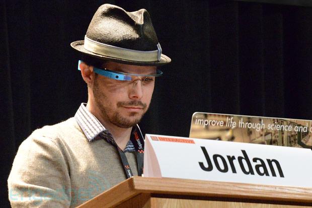 Google Glass na konferenci SXSW 2013 [záznam]