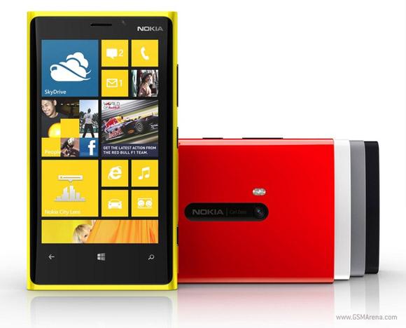 Lumia 920 ukazuje novou funkci – poklepej a probudí se