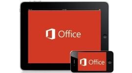 Microsoft Office pro Android a iOS odložen na další rok