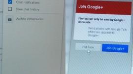Webový Google Babel na fotografiích