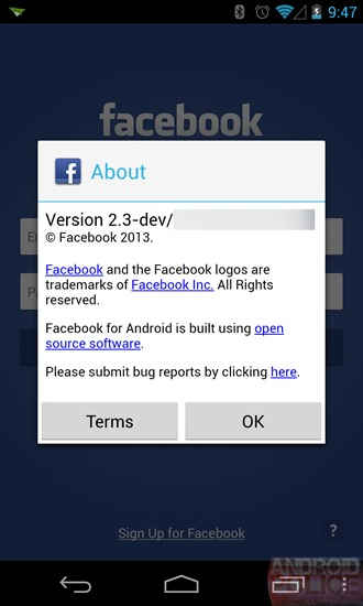 Facebook Home – launcher pro Androidy