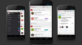 GMail 5 – koncept, který by se vyjímal na Androidu