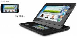 PhonePad+ udělá z Galaxy S 2 a 3 něco jako Padfone [video]