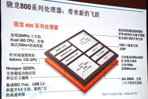 Qualcomm Snapdragon 800 se chystá do výroby