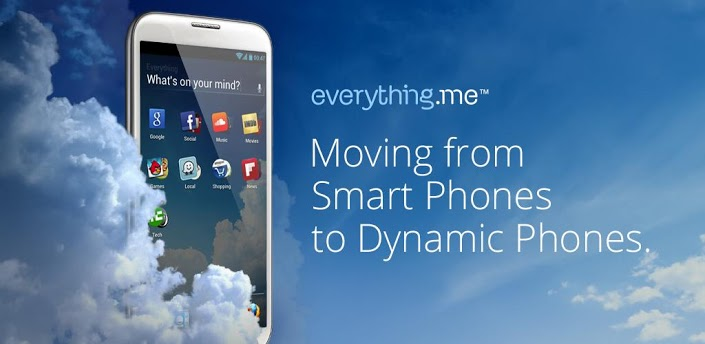 Everything.me chce změnit pohled na launchery pro Android