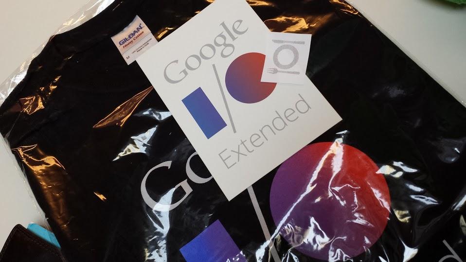 Google I/O Extended Praha a první české video s Google Glass