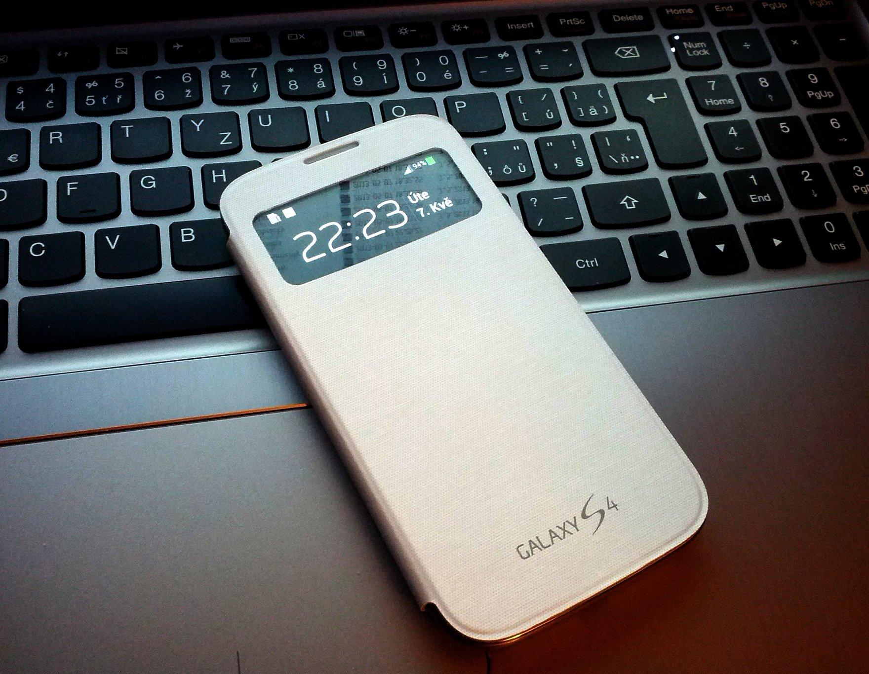 Samsung Galaxy S4 – když evoluce dostane šanci [recenze]