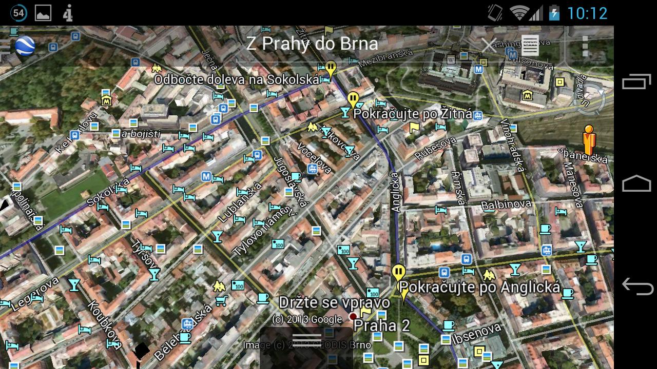 Aplikace Google Earth a Překladač získávají aktualizace