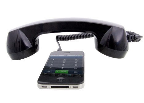 Soutěž o Retro sluchátko ke smartphonu nebo tabletu
