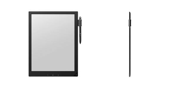 Sony představí 13palcovou elektronickou čtečku