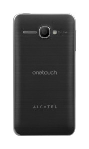Alcatel One Touch Star 6010D - šedá varianta