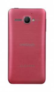 Alcatel One Touch Star 6010D - rúžová varianta