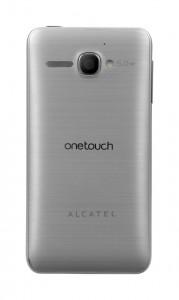 Alcatel One Touch Star 6010D - stříbrná varianta