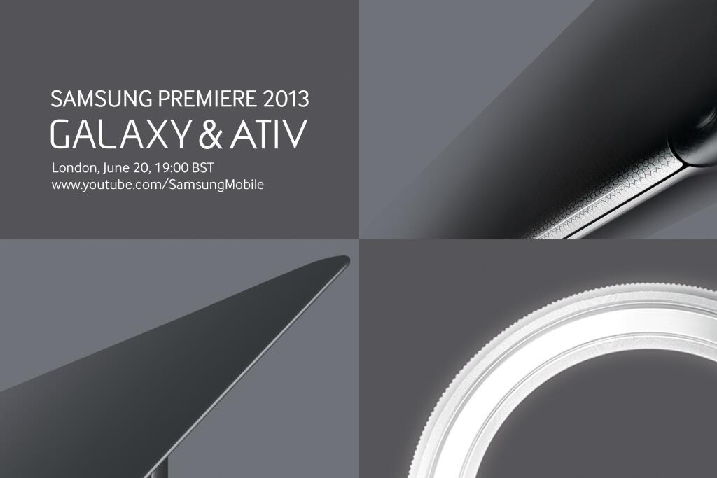 Samsung chystá událost, kde představí novinky Galaxy a Ativ
