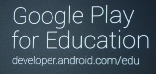 Google Play for Education – nová služba pro učitele a žáky