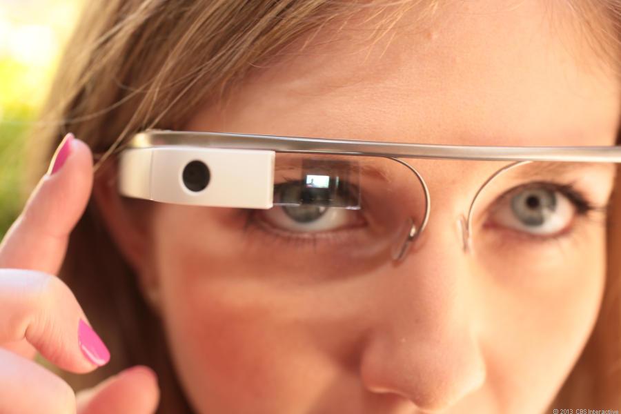 Google Glass nikdy nebudou obsahovat porno