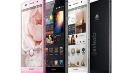 Huawei P6 opět poodhaluje své křivky