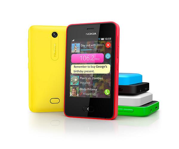 Nokia Asha 501 - pic2