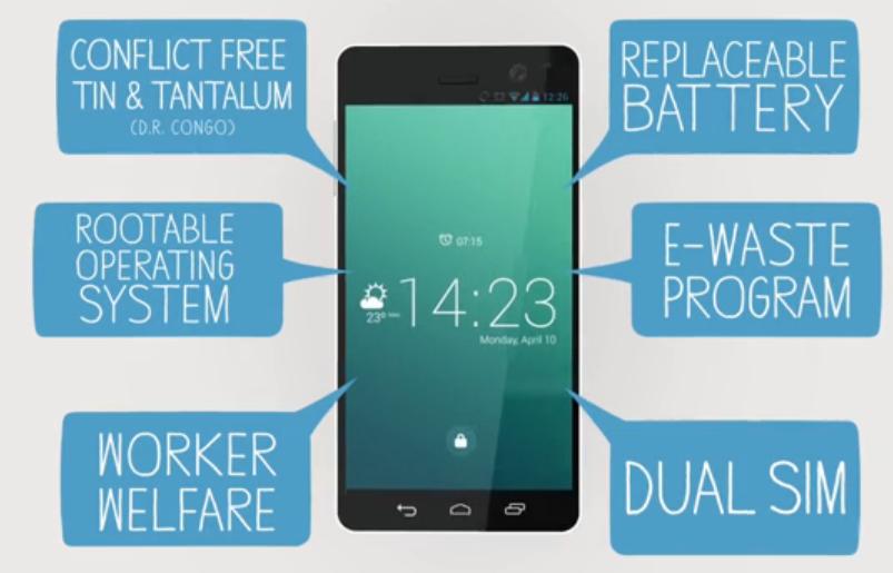 Fairphone – první etický mobil na světě [videa]