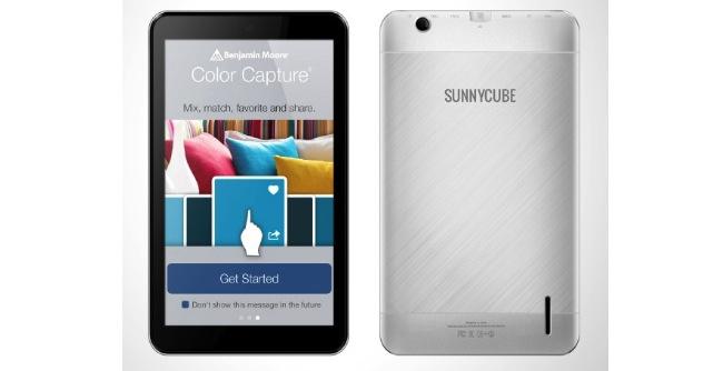 Tablet Sunnycube V7 jen za 40 dolarů