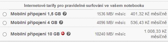 Vodafone LTE / 4G
