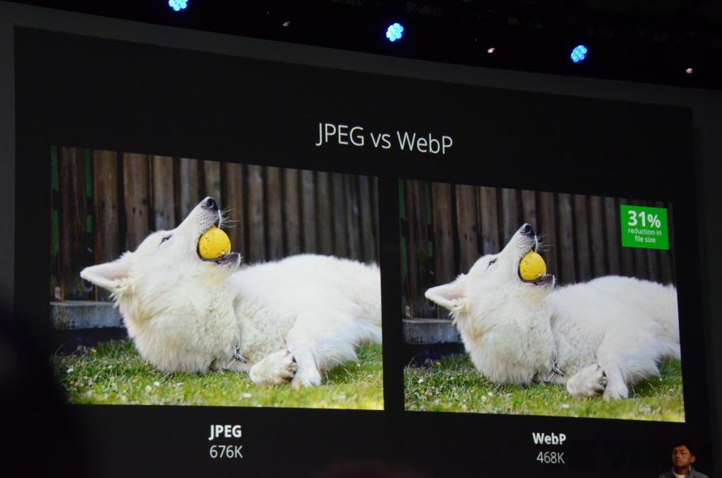 Google představil nové formáty pro obrázky a videa