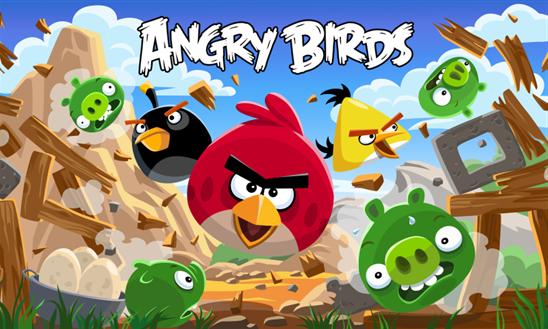 Angry Birds pro WP aktualizovány, jsou zdarma a Rio je na cestě