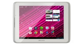 Tablet Archos 80: 8 palců a čistý Android