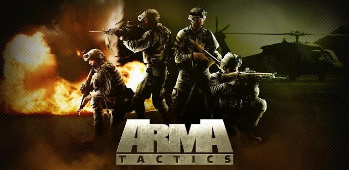 Arma Tactics od Bohemia Interactive je v obchodě Play