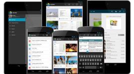 Google Disk (Drive) pro Android získává aktualizaci