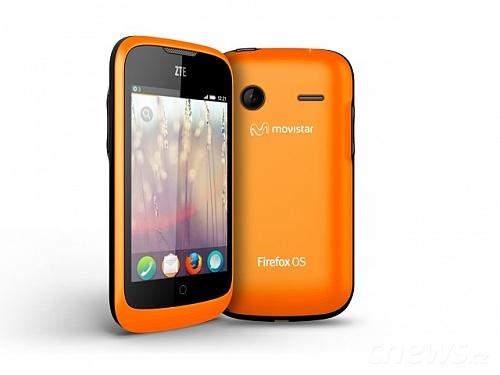 Telefónica uvedla plány na prodej Firefox OS smartphonů
