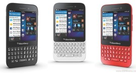 BlackBerry představilo model Q5