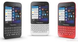 BlackBerry představilo model Q5