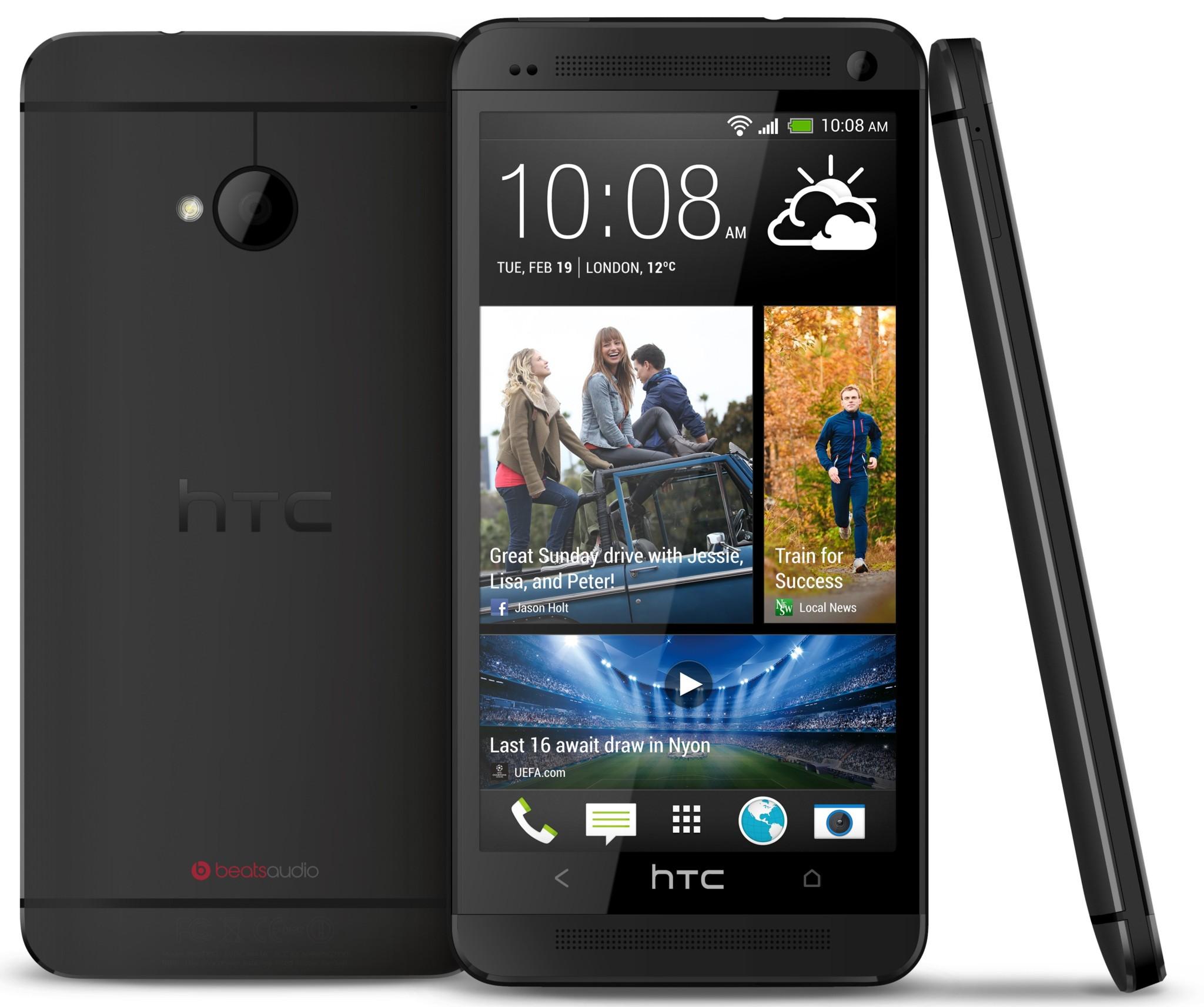HTC připravuje větší variantu One