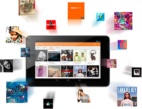 Play Music All Access bude i na iOS