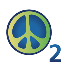 peace logo FB