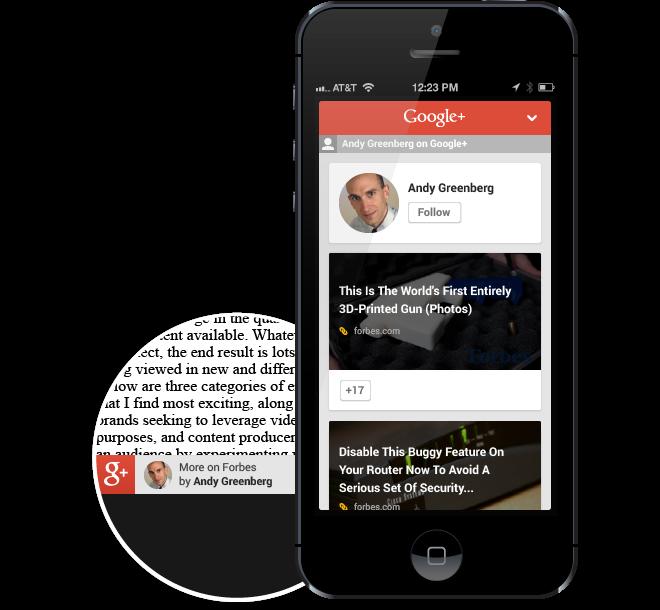 Google zavádí doporučení obsahu pro mobilní stránky