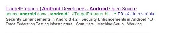 security enhancements android 4.3 - Hledat Googlem