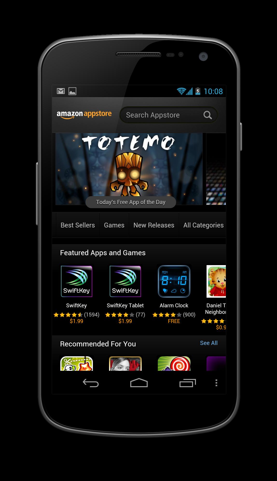Amazon Appstore pro Android už i v Česku