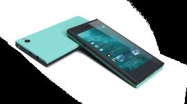 První smartphone se Sailfish OS představen