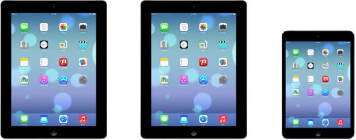 iOS 7 na iPadu [video, aktualizováno]
