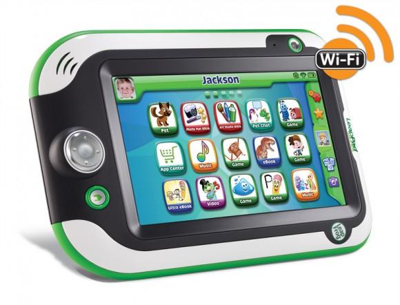 LeapPad Ultra – tablet pro děti s bezpečným procházením internetu