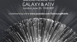 [Záznam] Samsung představil novinky z řad Galaxy a Ativ