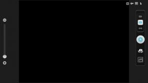Asus VivoTab ME400C - Fotoaparát prostředí