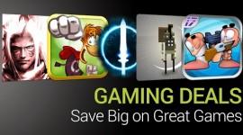 Na Google Play začal letní herní výprodej: Rayman, Sonic, Worms a další tituly ve slevě