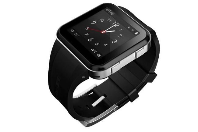 Geak představil čínské hodinky s Androidem