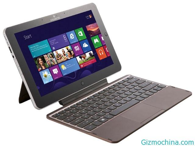 Gigabyte: Nová řada telefonů GSmart a tablet s Windows 8