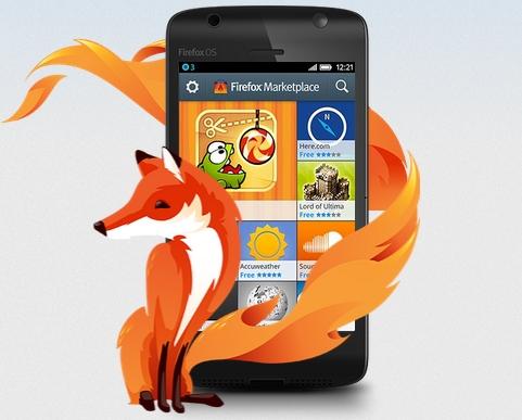 Firefox OS míří do dalších zemí v Evropě