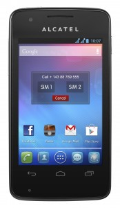 ONE TOUCH S'POPD Black front V1.0